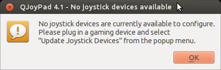 qjoypad-nojoystick