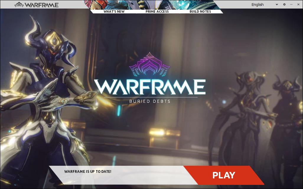 Warframe no Steam Play